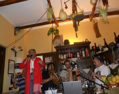 "Gerardo Amarante ""Cilardella"" alla Taverna..."