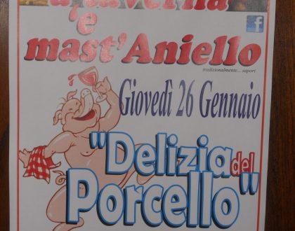 """ LA DELIZIA DEL PORCELLO """